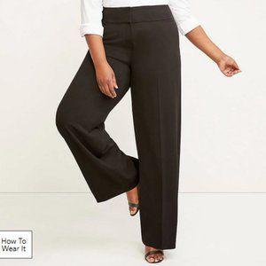 Lane Bryant Pants Black Size 20 Wide Leg NWOT
